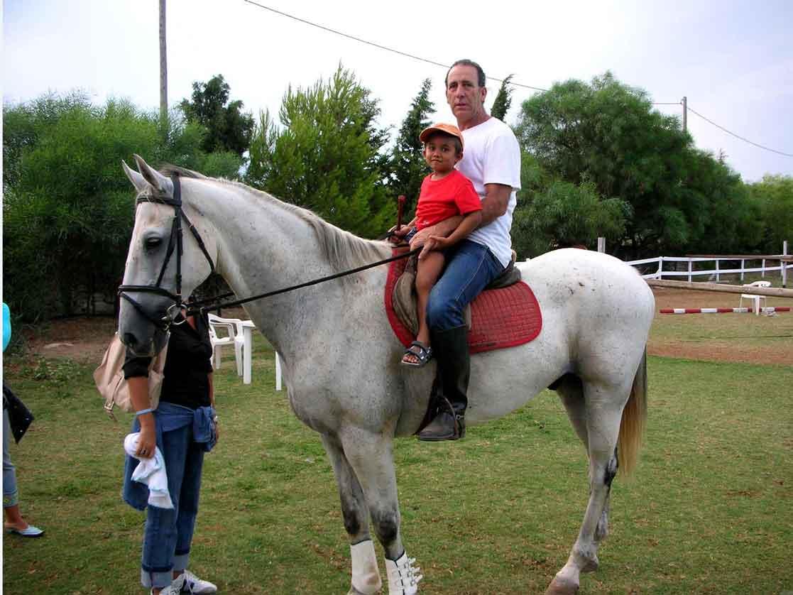 passeggiate a cavallo a porto cesareo equitazione